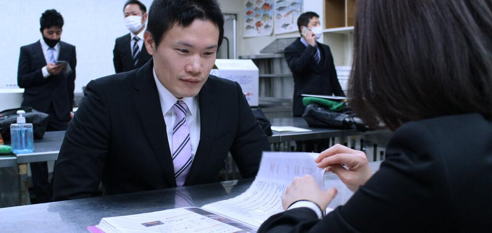 就職サポート:専門のコーディネーターに相談